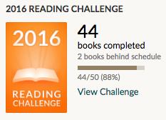 GoodreadsChallenge2016-DecStatus