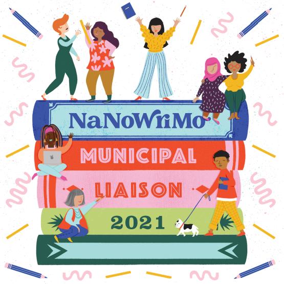 NaNoWriMo Municipal Liaison 2021